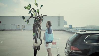 Volkswagen-Treeguy